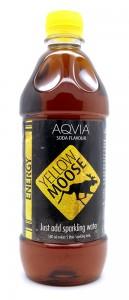 Hiilihapotuslaitteille tarkoitettu energiajuoma Yellow Moose