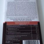 Suklaalevyn ravintosisältö ja raaka-aineet