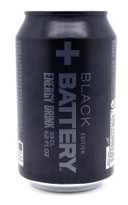 Musta uutuus-Battery