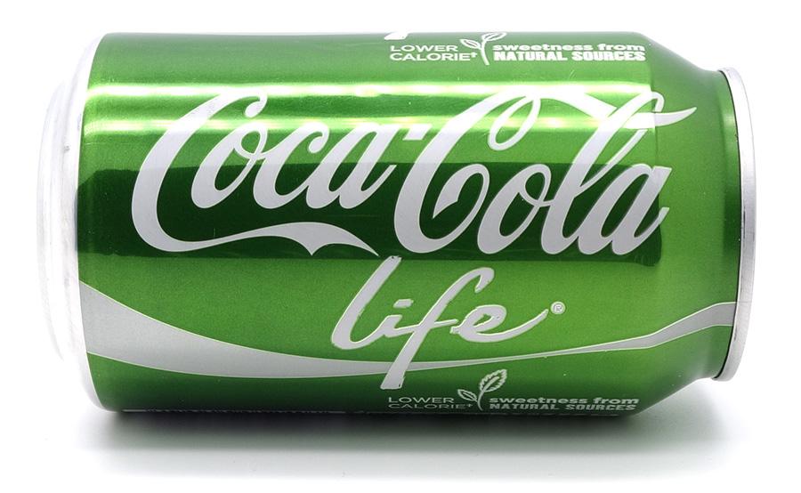 Juomaa voi ostaa vihreässä 330ml tölkissä