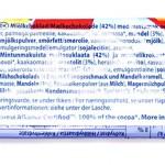 MinttuDaimin raaka-aineet ja ravintosisältö