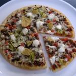 Valmis El Nacho Grandiosa pizza