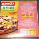 El Nachon valmistusohje ja tuotetiedot