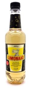 Virolaisen Limonaad -juoman pakkaus