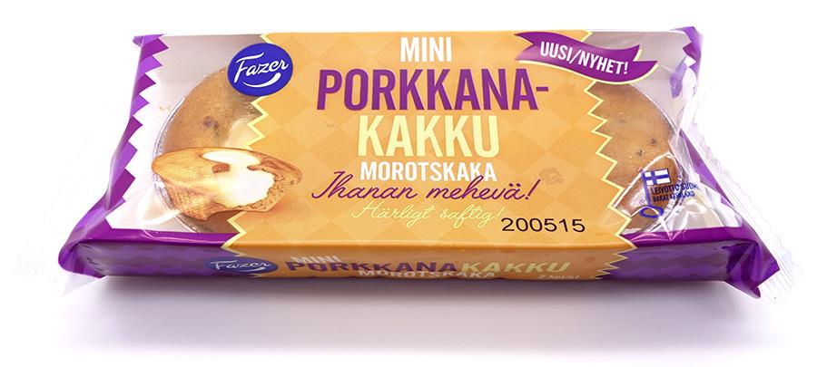Fazerin Mini Porkkanakakku arvostelukuva