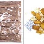 Hunajasinapilla ja sipulilla maustetut rinkelinpalaset