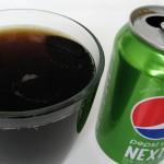 Pepsi Nextiä valmiina nautittavaksi