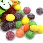 Skittles karkkien kirpeä versio