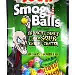 Pussillinen Sour Smog Balls karkkeja
