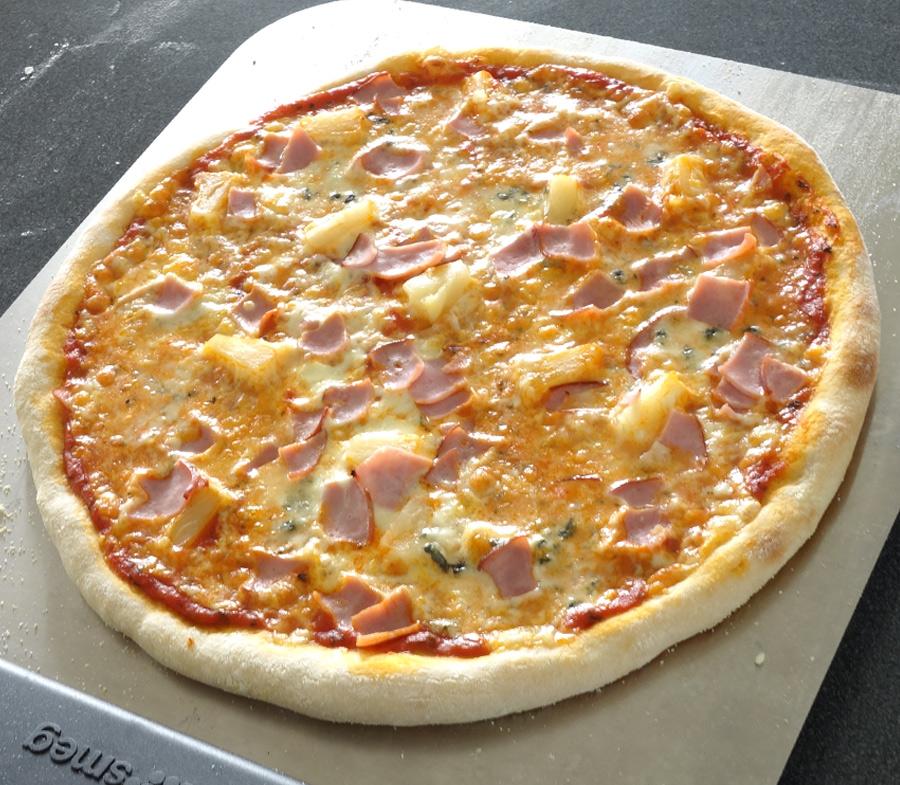 Pizzapohja Kylmäkohotus